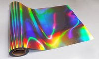 Metallized Hologram Film
