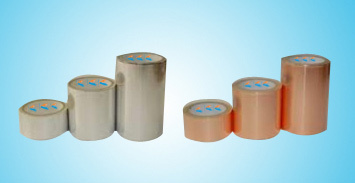 Aluminium and copper foil tape