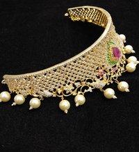 Antique Choker Necklace Set