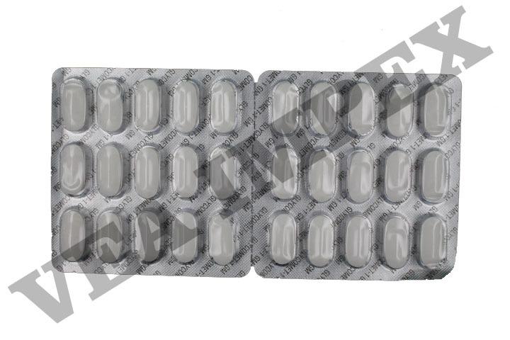 Glycomet 1000mg Tablets