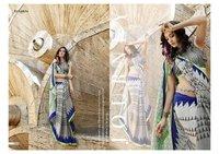 Exclusive Fancy Print Sarees