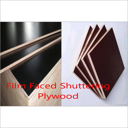 Film Faced Shutter Plywood