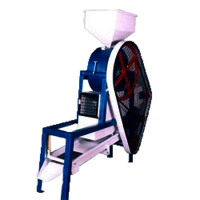 PEANUT SKIN REMOVEING MACHINE
