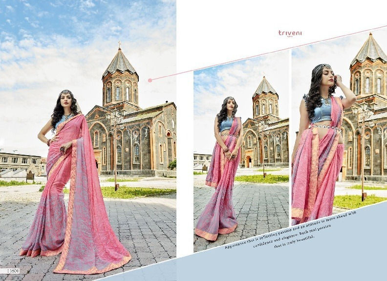 Georgette Daily Wear Sarees