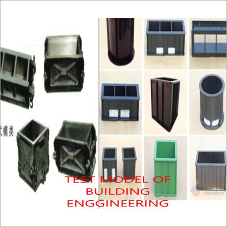 Test Model Of Building Engineering