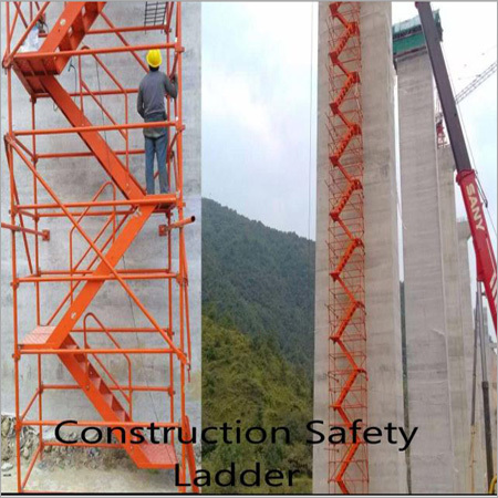 Construction Safety Ladder