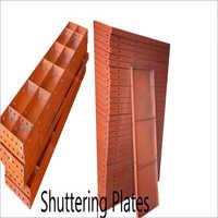 Shuttering Plate