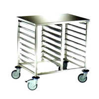 Stainless Steel Table Rack