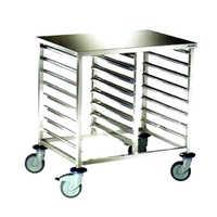 Stainless Steel Table Rack