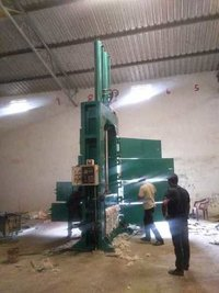 Hydraulic Cotton Baling Press