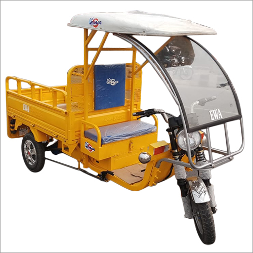 Electric E Rickshaw Loader