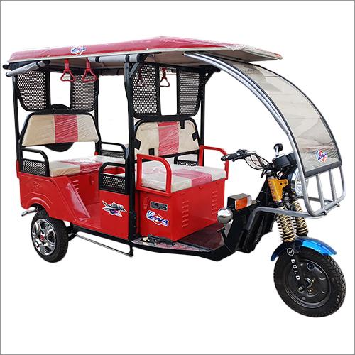 EWA Plus E Rickshaw
