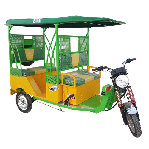 EWA Plus Battery E Rickshaw