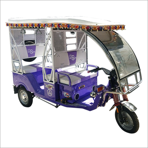 Plus Electric Rikshaw