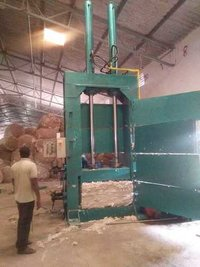 Automatic Cotton Baling Press Machine