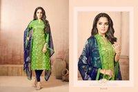 Beautiful Banarasi Silk Suits