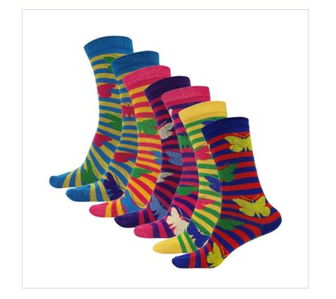 Pari Ladies Ankle Socks