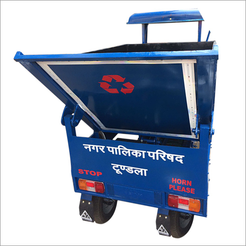 Hydraulic Garbage Loader