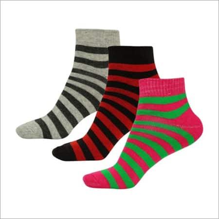 Ladies Short Ankle Socks
