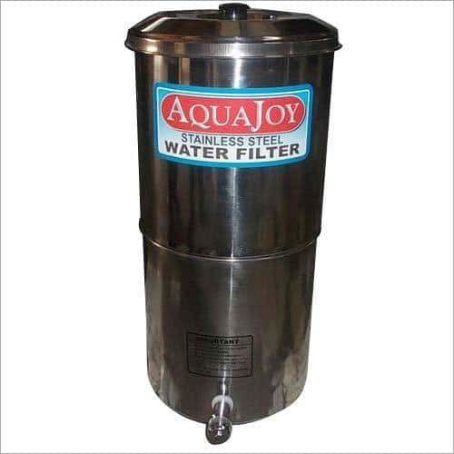 Stainless Steel Gravity Water Filters