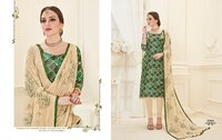 Ladies Cotton Unstitched Salwar Suit