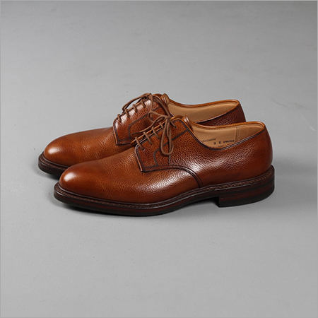 Formal Brown Color Leather Shoes