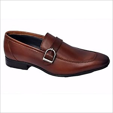 Formal Brown Color Shoe without Lace