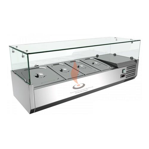 Bain Marie Table Top Counter