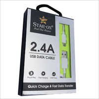 2.4 A USB Data Cable