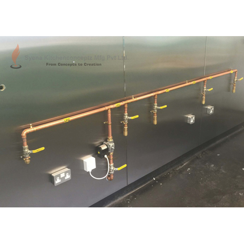 Gas Line System