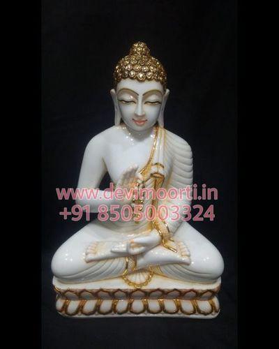 Marble Budda Statue