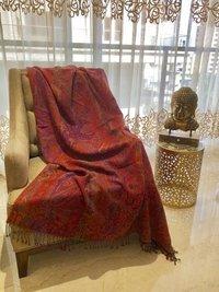 Luxurious Pure Boil Wool Throws, Wool Blankets