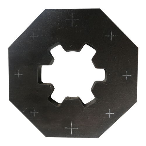 14 mm Laser Cutting Part