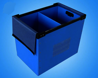 Plastic Corrugated Tote box