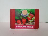Strawberry Glycerin Soap