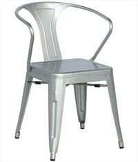 Tolix Metal Chair with Arm