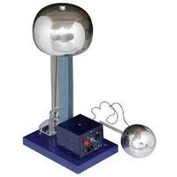 Van De Graff Generators Motor Driven