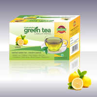 Green Tea (Dia Tea)_Lemon
