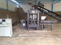 BEW - FA200 Automatic Fly Ash Bricks Making Machine