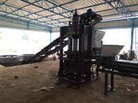 BEW - FA80 Automatic Fly Ash Bricks Making Machine