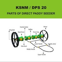 Manual Plastic Rice Seeder