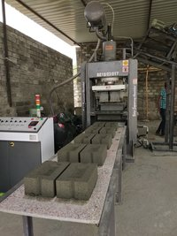 BEW - FA60 Automatic Fly Ash Bricks Making Machine