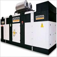 Perkins Powered Diesel Generator Set