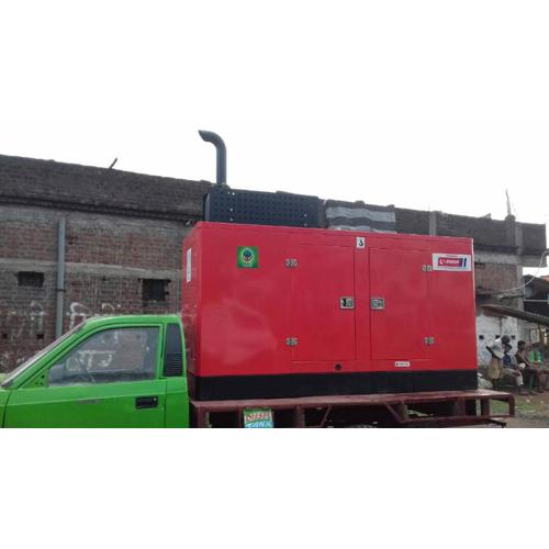 Truck Mounted VECV Diesel Generator Set