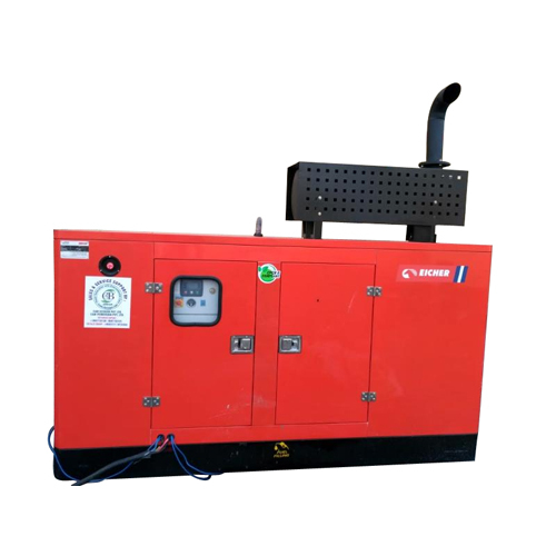 VECV Powered Diesel Generator Set