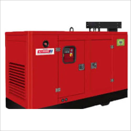 Powered Diesel Generator Set