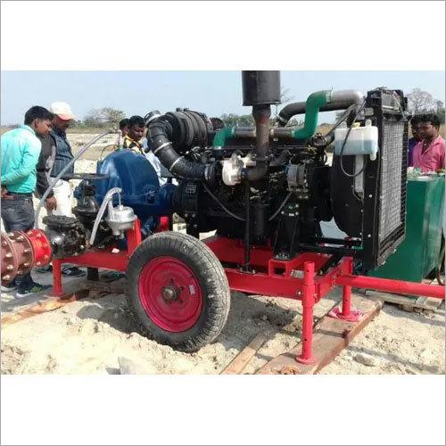Water Pump VECV Engine Application