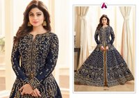 Party Wear Heavy Work Anarkali Suits