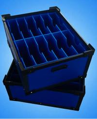 Plastic Conductive Tote Box