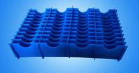 Corrugated Plastic Divider